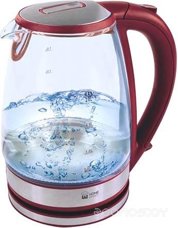 Электрический чайник HOME-ELEMENT HE-KT150 (Бургунди)