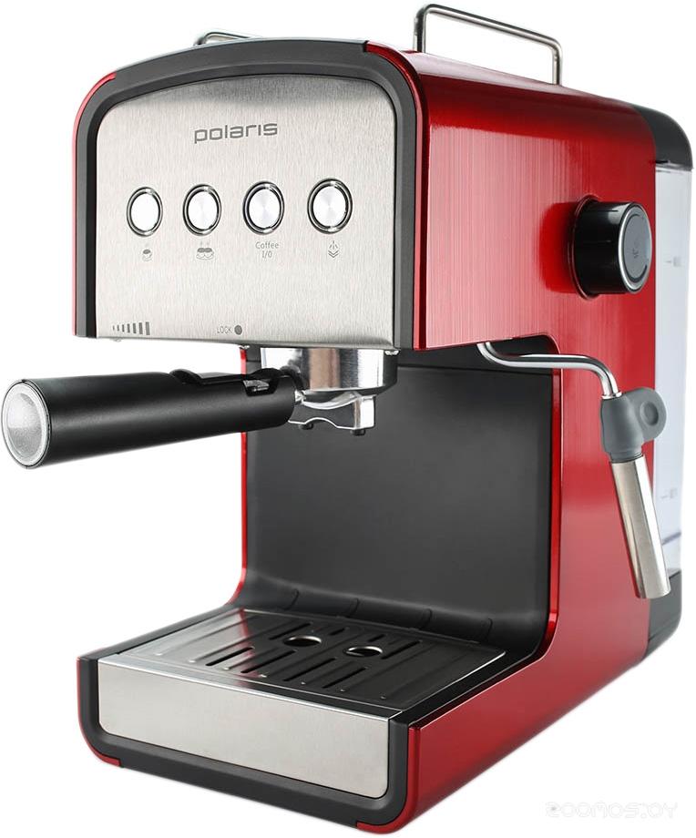 Кофеварка Polaris PCM 1516E Adore Crema (Rosso)