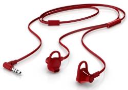 HP Doha inear headset 150 (Red)