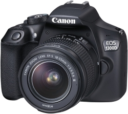 Canon EOS 1300D Kit EF 18-135 mm IS