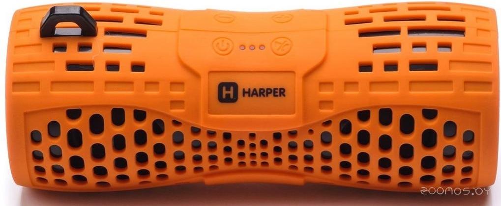 Портативная акустика HARPER PS-045 (Orange)
