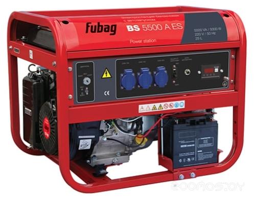 Электростанция FUBAG BS 5500 A ES