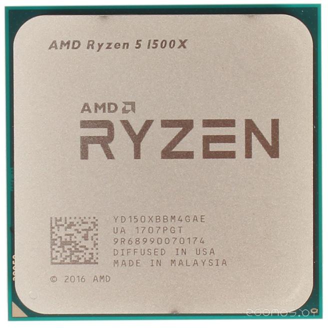 Процессор AMD Ryzen 5 1500X (BOX, Wraith Spire)