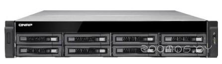 Сетевой накопитель QNAP TS-EC880U-E3-4GE-R2