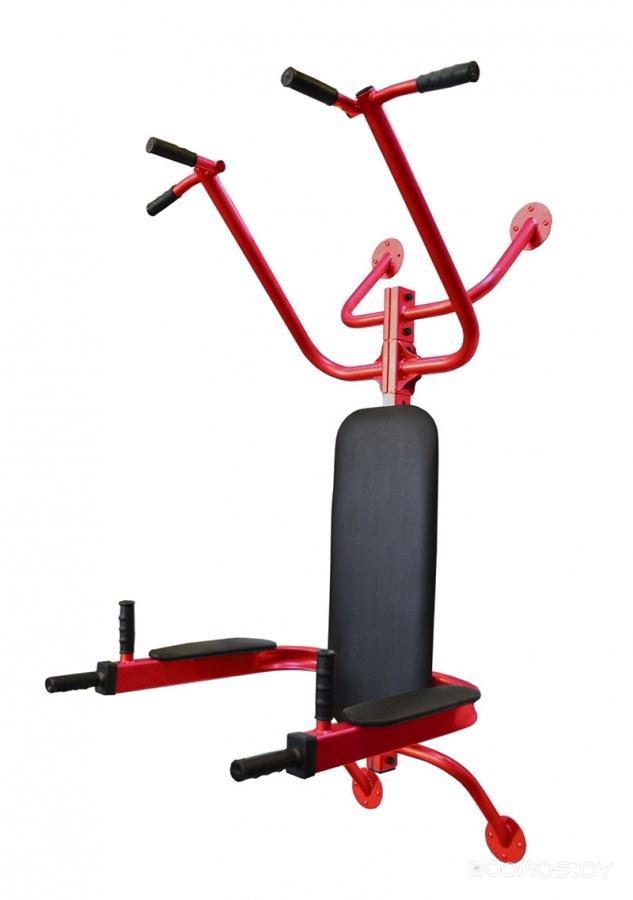Формула здоровья Атлет (красный/черный)