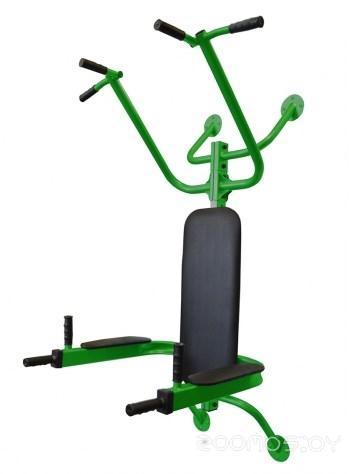 Формула здоровья Атлет (зеленый/черный)