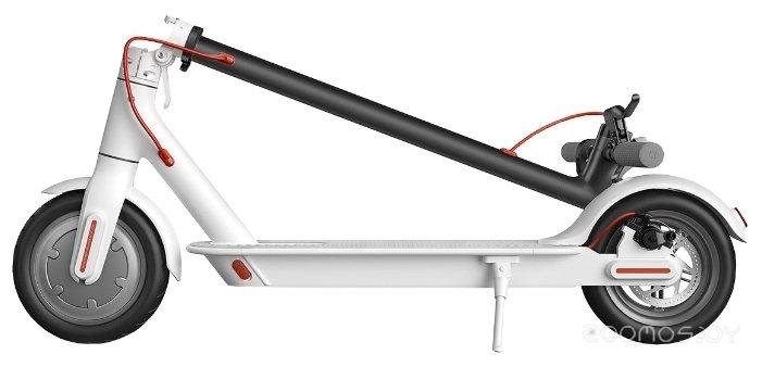 Самокат Xiaomi MiJia Smart Electric Scooter M365 (белый)