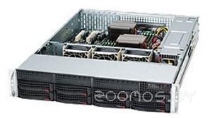 Корпус Supermicro SC825TQC-R740LPB