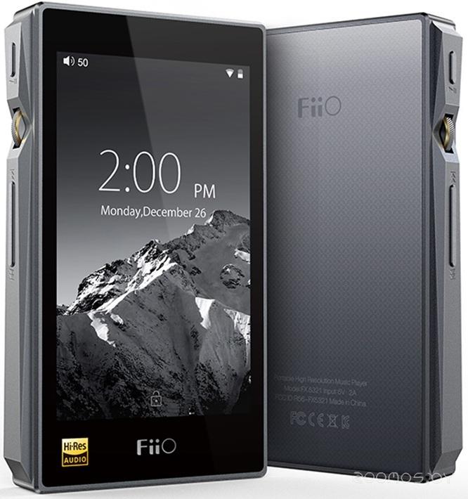 MP3-плеер Fiio X5 III (Titanium)