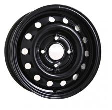 Magnetto Wheels 16008 6x16/4x108 D63.35 D37.5 Black