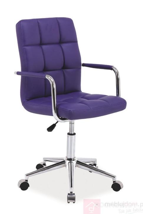 Офисное кресло Signal Q-022 (фиолетовый)