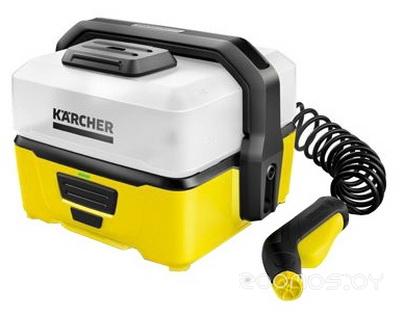 Мойка высокого давления Karcher 1.680-000.0