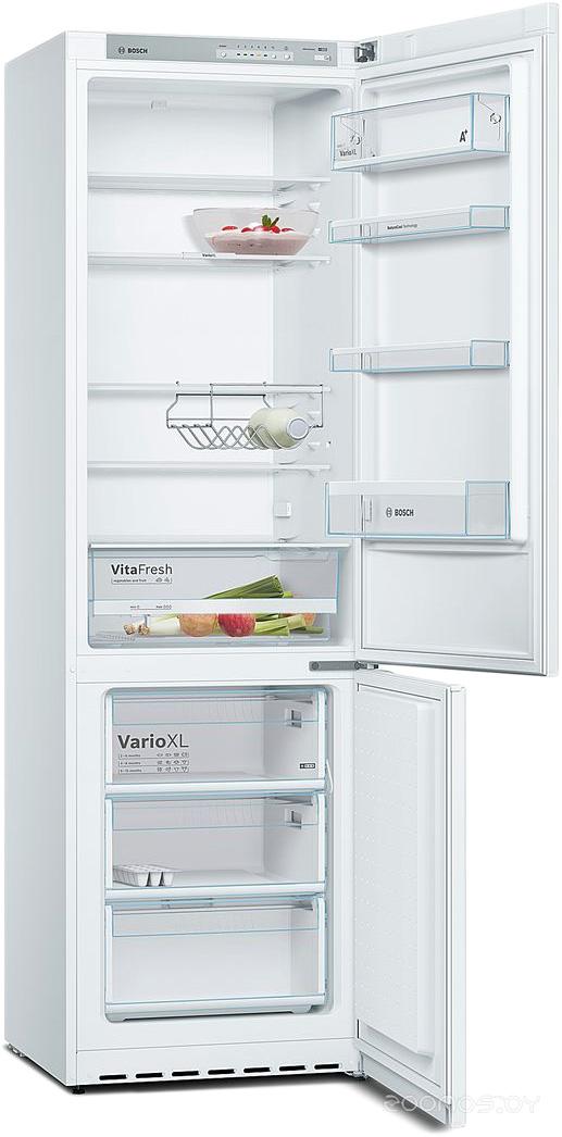 Холодильник с нижней морозильной камерой Bosch KGV 39XW21R