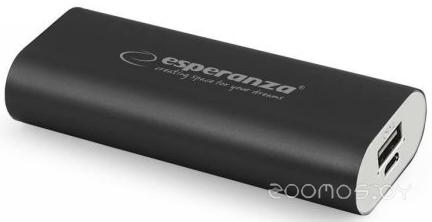 Портативное зарядное устройство Esperanza EMP105K