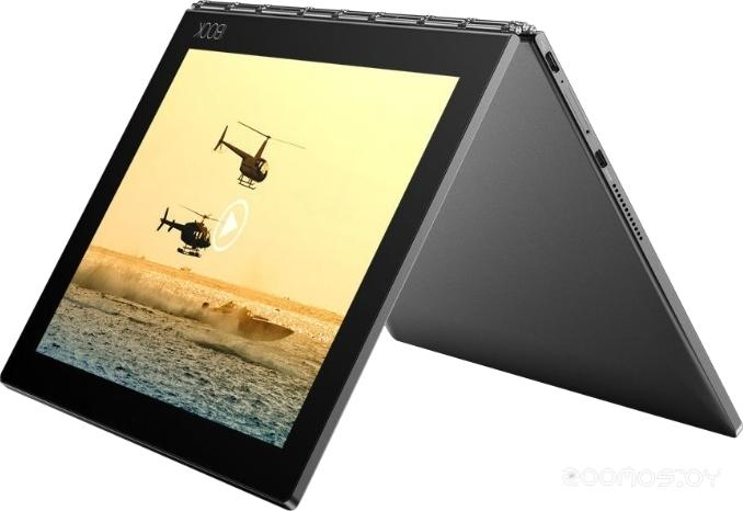 Планшет Lenovo Yoga Book YB1-X90L 64Gb (Grey) (ZA0W0051RU)