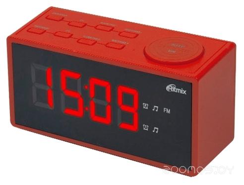 Радиоприемник Ritmix RRC-1212 (Red)