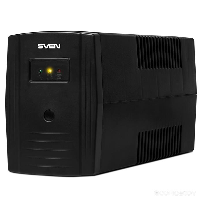 Источник бесперебойного питания Sven UPS Pro 400 VA (2 x Schuko)