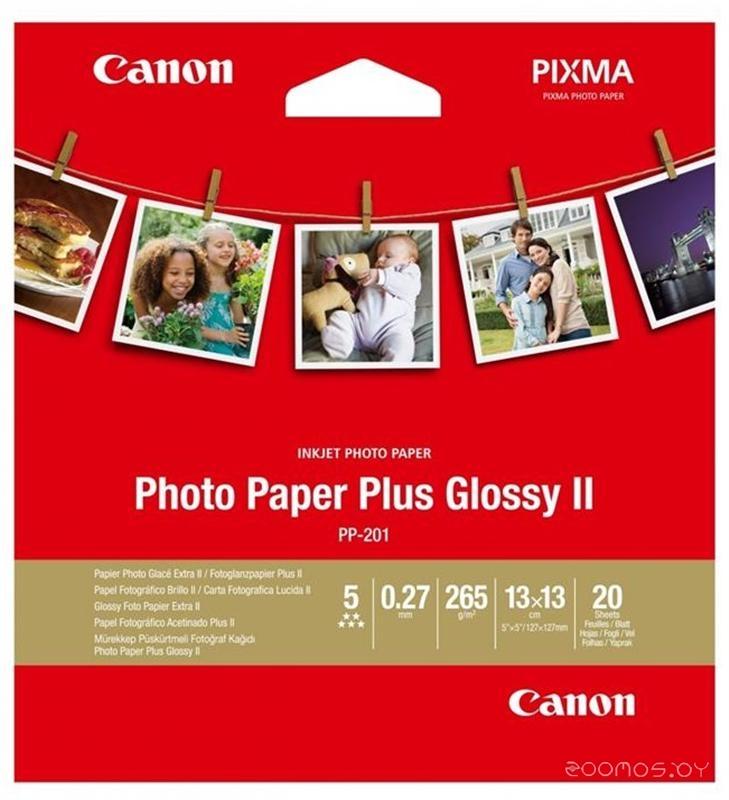 Фотобумага Canon Photo Paper Plus Glossy PP-201