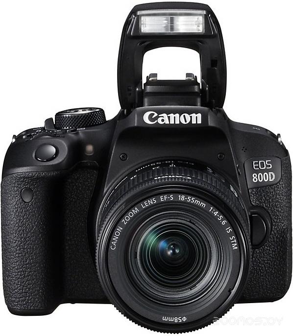 Цифровая фотокамера Canon EOS 800D 18-55 IS STM