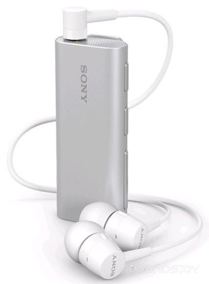 Bluetooth-гарнитура Sony SBH56 (Silver)