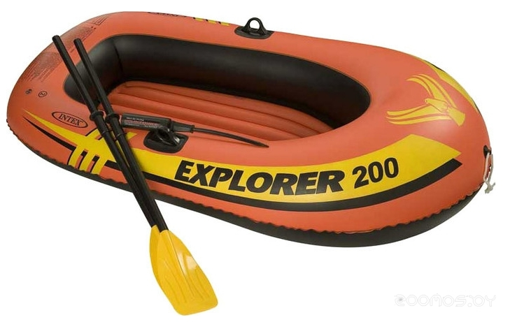 Надувная лодка INTEX Explorer 200 (Intex-58331)