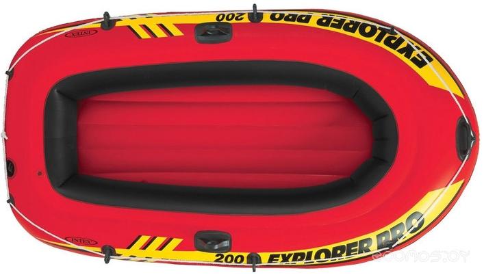 Надувная лодка INTEX Explorer Pro 200 (Intex-58357)