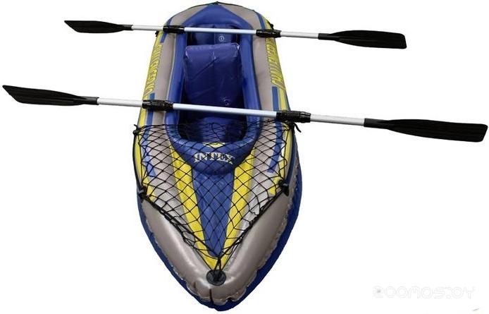 Надувная лодка INTEX 68306 Challenger K2 Kayak