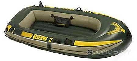Надувная лодка INTEX Seahawk 200 (Intex-68346)