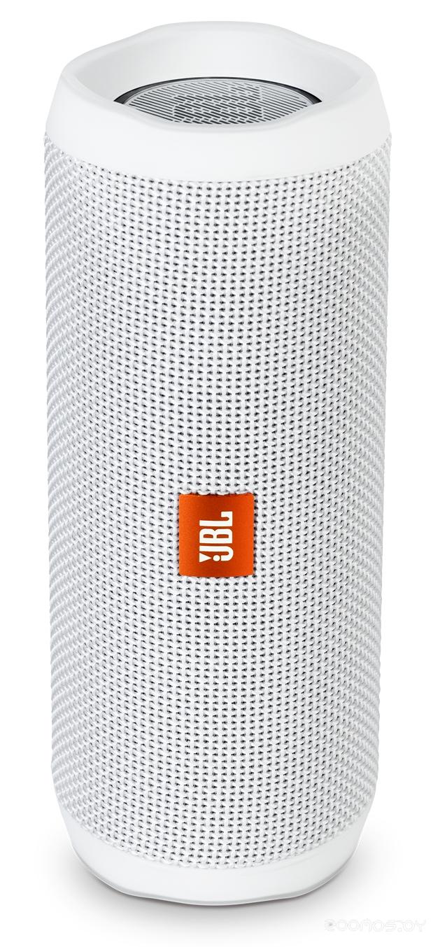 Портативная акустика JBL Flip 4 (White)