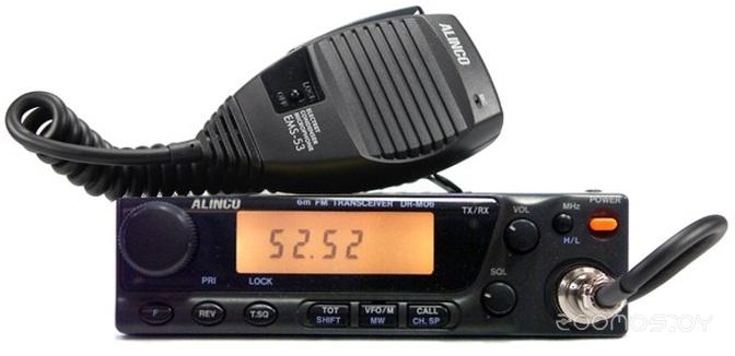 Автомобильная радиостанция Alinco DR-M06R