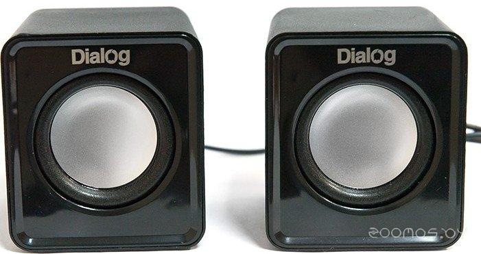 Компьютерная акустика DIALOG AC-02 (Black)