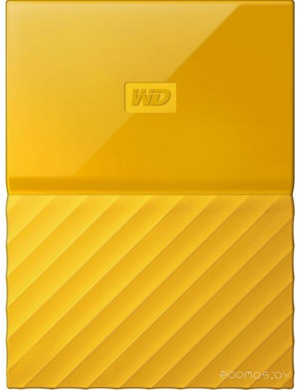 Внешний жёсткий диск Western Digital Digital My Passport 1 TB