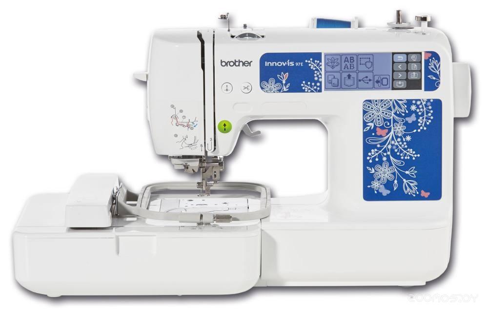 Вышивальная машина BROTHER NV-97E