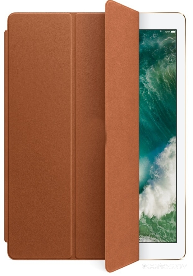 Apple Leather Smart Cover for iPad Pro Saddle Brown [MPV12]