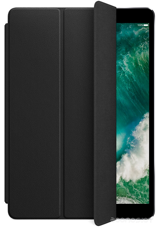 Apple Leather Smart Cover for iPad Pro Black [MPV62]