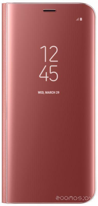 Чехол Samsung Clear View Standing Cover для Samsung Galaxy S8 [EF-ZG950CPEGRU]