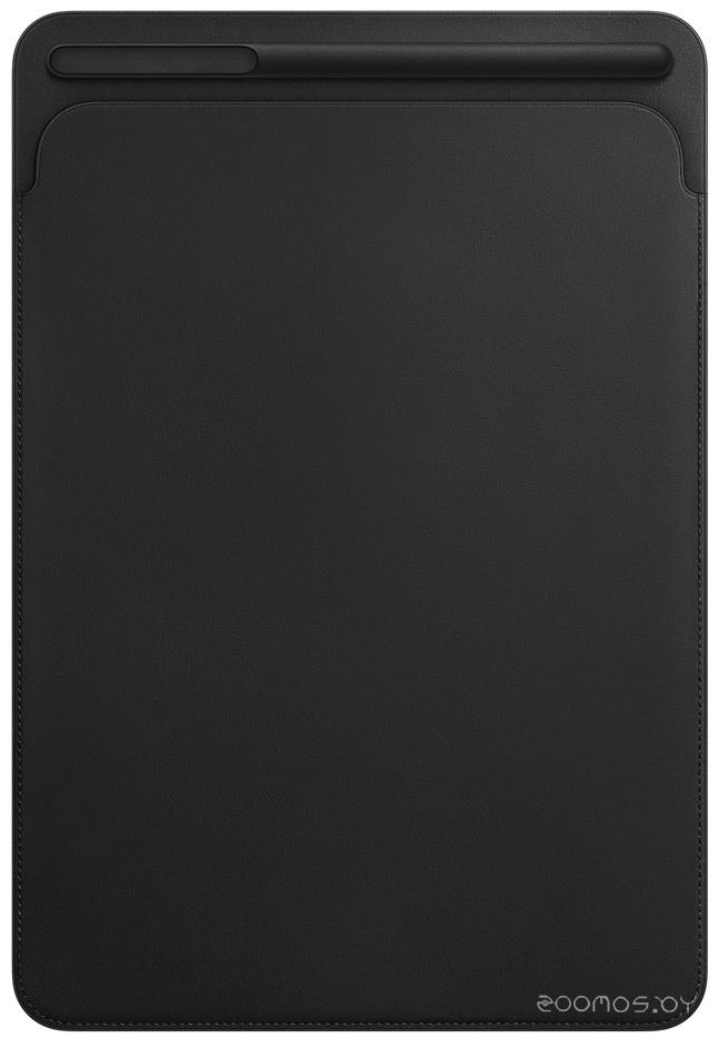 Чехол для планшета Apple Leather Sleeve for iPad Pro 10.5 (Black)