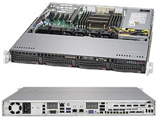 Серверная платформа Supermicro SYS-5018R-M