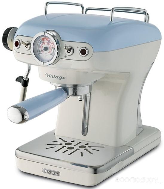 Кофемашина Ariete 1389 Vintage (Blue)