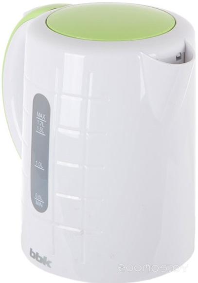 Электрический чайник BBK EK1703P (White-Green)