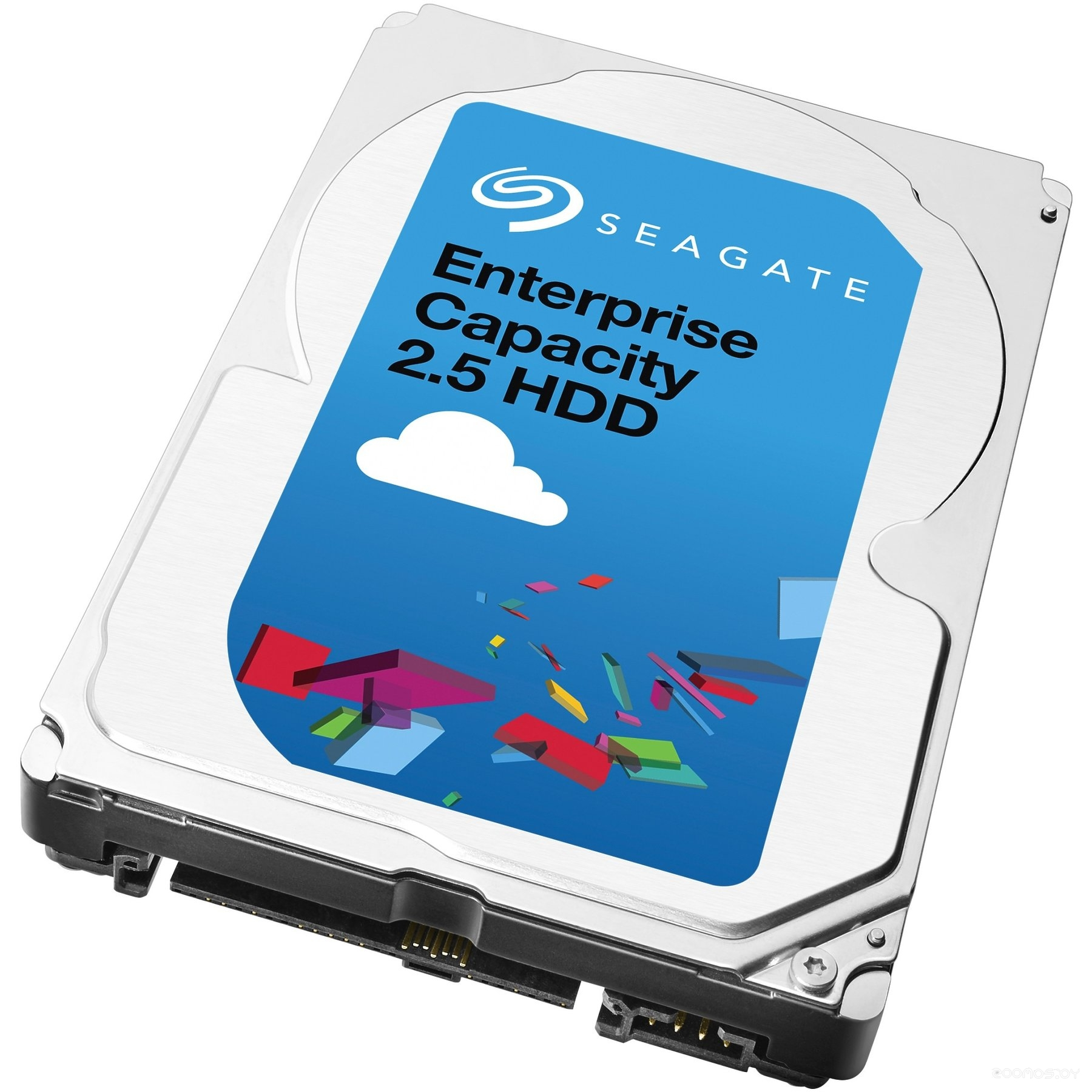 Жесткий диск Seagate Enterprise Capacity 2.5 2TB