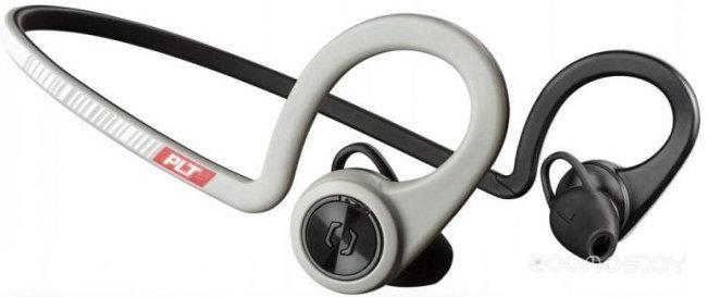 Bluetooth-гарнитура Plantronics BackBeat FIT (Gray)