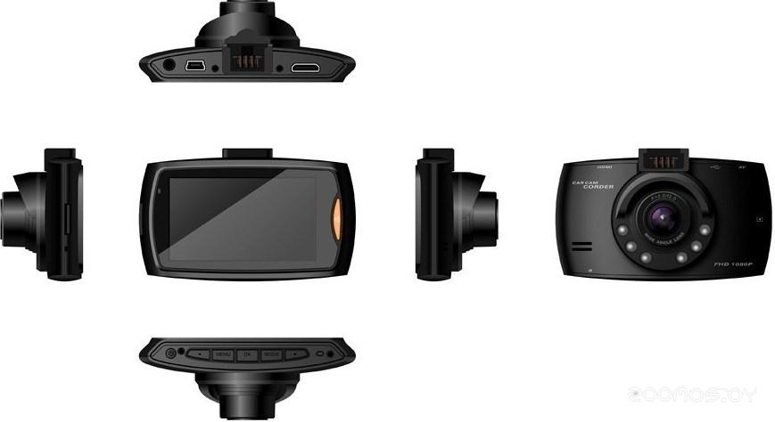 Автомобильный видеорегистратор GeoFox FHD60