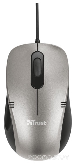 Мышь Trust Ivero Compact Mouse Black-Grey USB