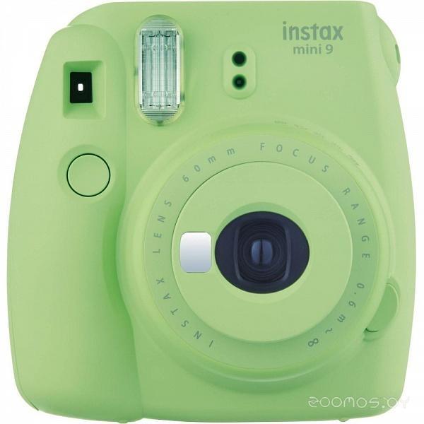 Цифровая фотокамера FUJIFILM Instax Mini 9 (Green)