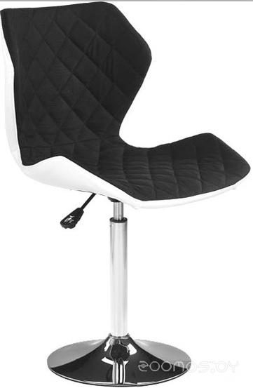 Офисное кресло Halmar Matrix 2 (белый/черный)