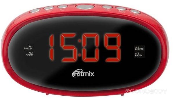 Радиоприемник Ritmix RRC-616 (Red)