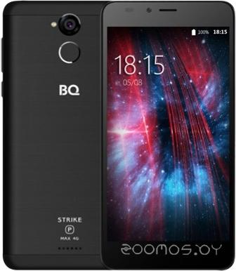 Мобильный телефон BQ 5510 Strike Power Max 4G (Black)