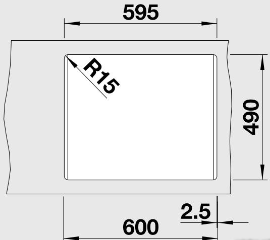 Кухонная мойка Blanco Pleon 6 (Мускат)
