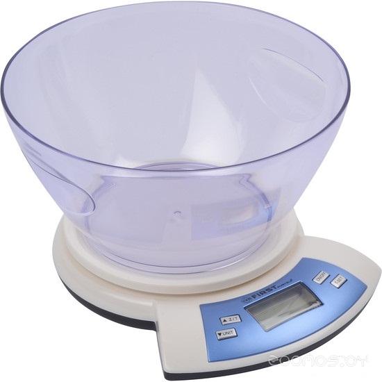 Кухонные весы First FA-6406 (White)